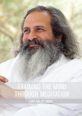 Training the Mind Through Meditation DVD