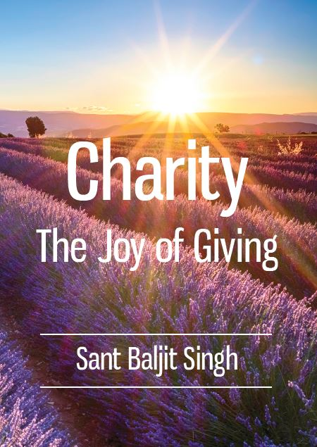 Charity - The Joy of Giving - NEW book!