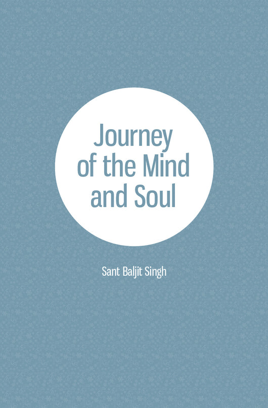 Journey of the Mind and Soul - booklet
