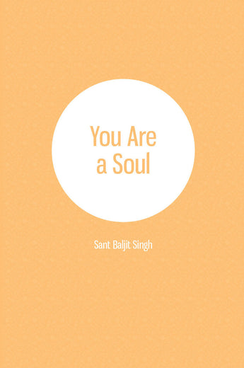 NEW! You Are a Soul - booklet