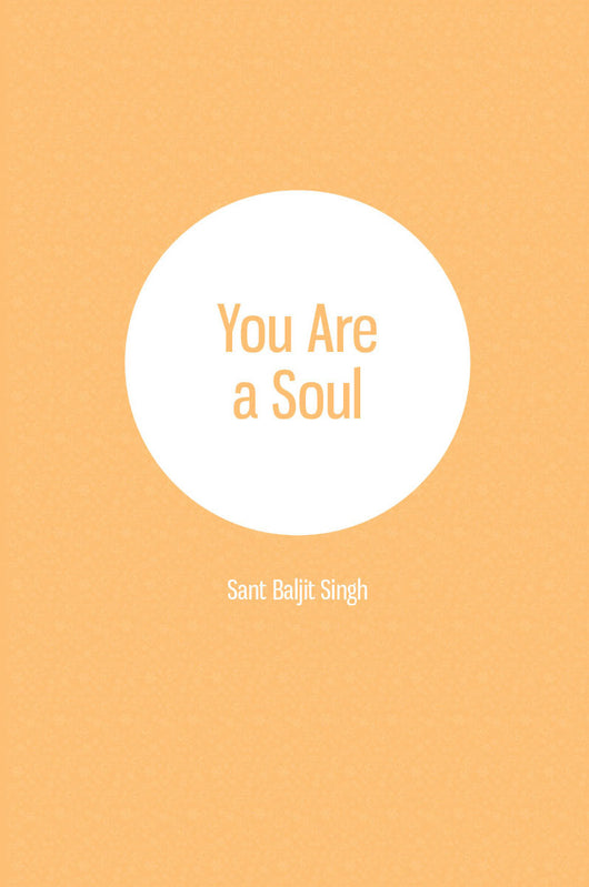 You Are a Soul - booklet