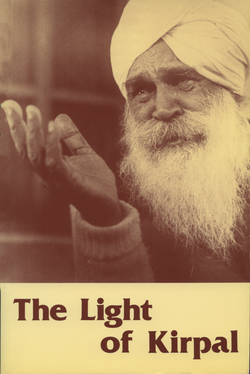 The Light of Kirpal - book