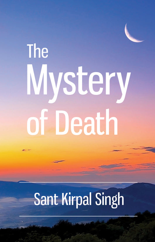 The Mystery of Death - NEW book