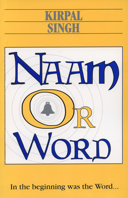Naam or Word - book