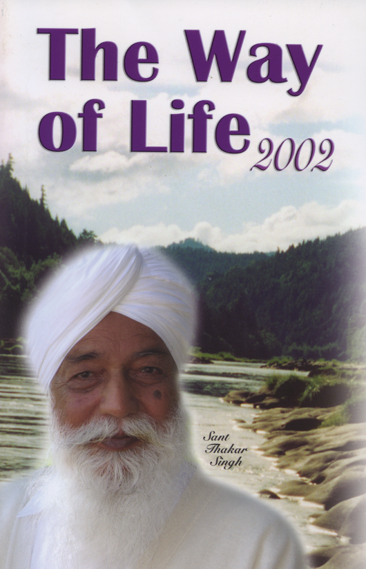 The Way of Life - book