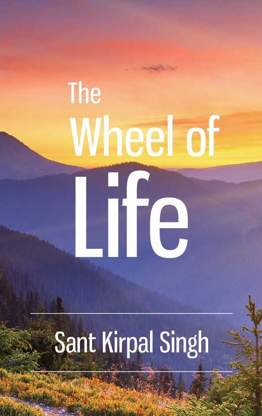 The Wheel of Life - book