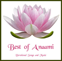 Best of Anaami - music CD