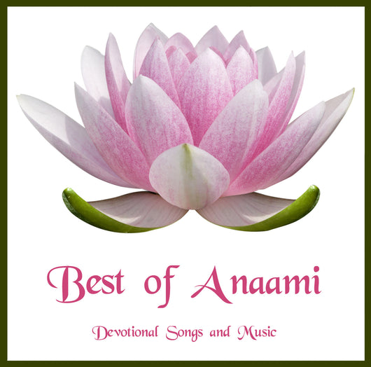Best of Anaami - music CD, Hindi, German, English