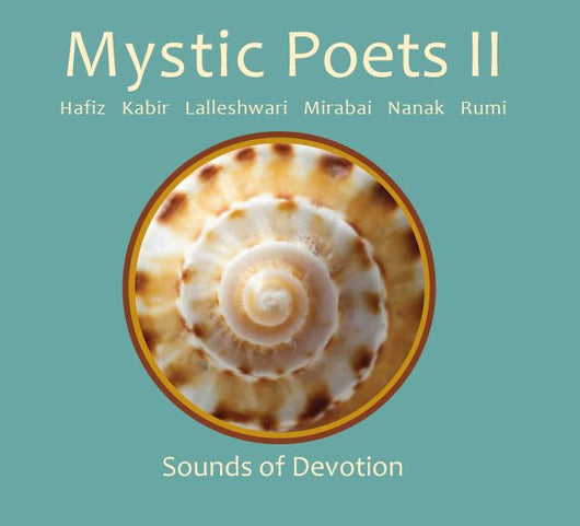 Mystic Poets II - NEW! music CD