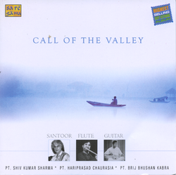 Call Of The Valley - music CD