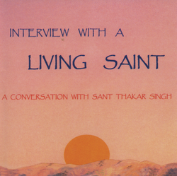 Interview With A Living Saint - CD
