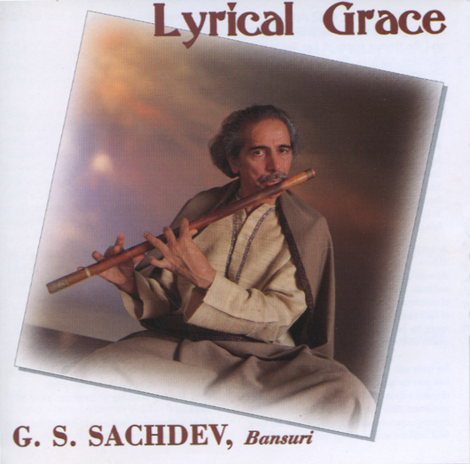 Lyrical Grace - music CD