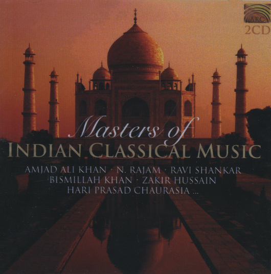 Masters of Indian Classic Music (2-CD set)
