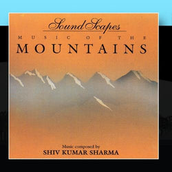 Music of the Mountains - music CD