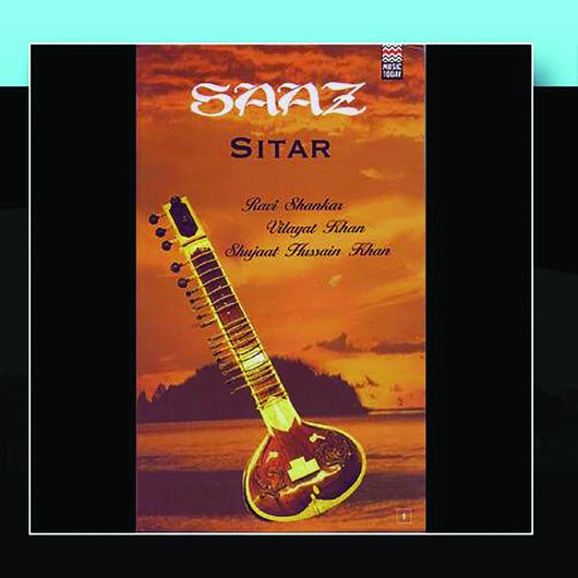 Saaz Sitar - music CD - NEW!