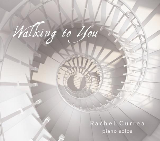 Walking to You - music CD