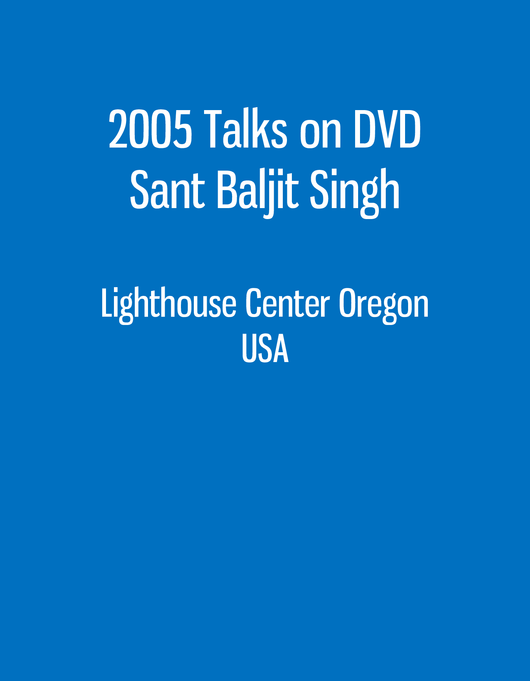 Lighthouse Center Oregon 2005 - talks on DVD