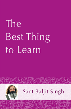 The Best Thing to Learn - booklet
