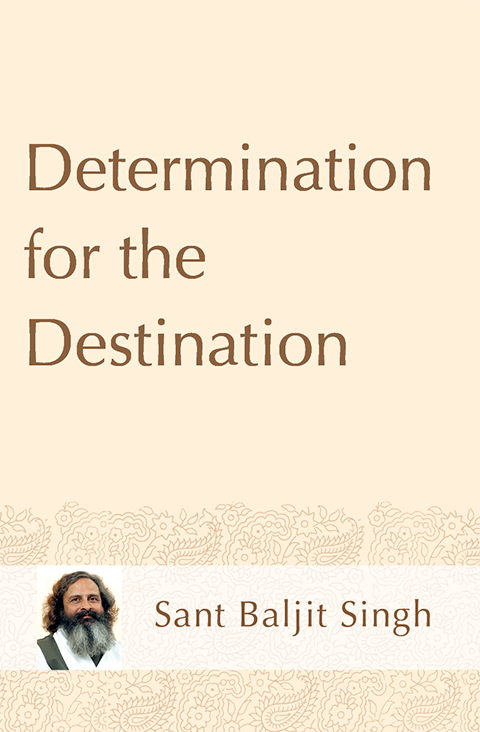 Determination for the Destination - booklet
