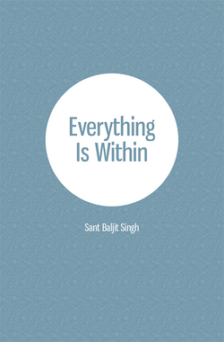 Everything Is Within - booklet