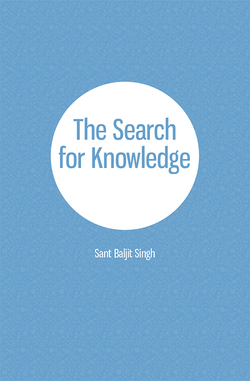 NEW! The Search for Knowledge - booklet