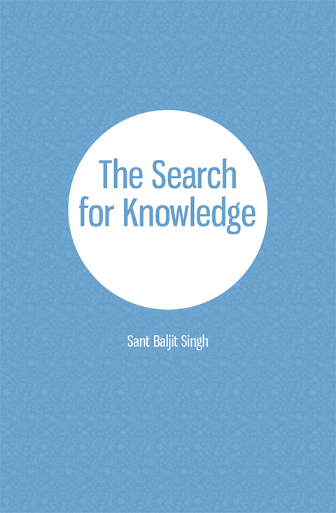 The Search for Knowledge - booklet