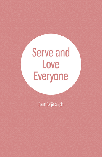 NEW! Serve and Love Everyone - booklet