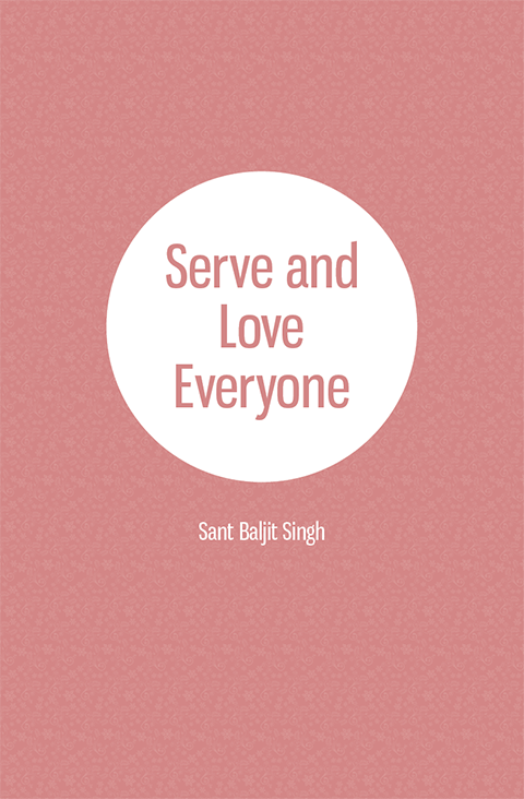 Serve and Love Everyone - booklet