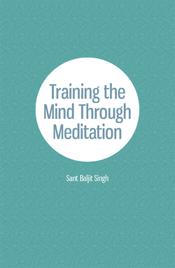 NEW! Training the Mind Through Meditation - booklet