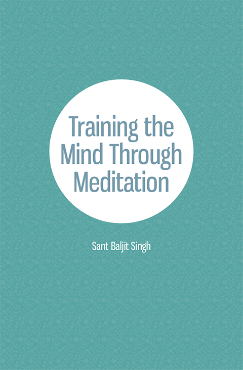 Training the Mind Through Meditation - booklet