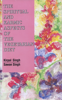 The Spiritual and Karmic Aspects of the Vegetarian Diet - booklet