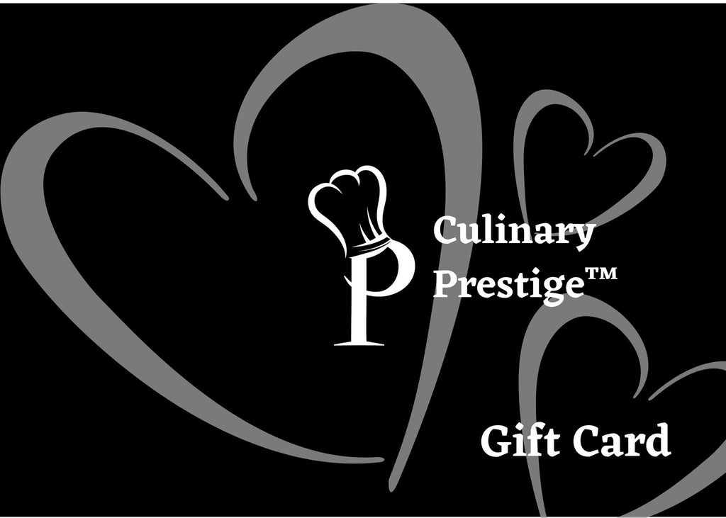Culinary Prestige™ Gift Cards