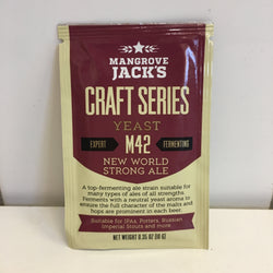 M42 - New World Strong Ale