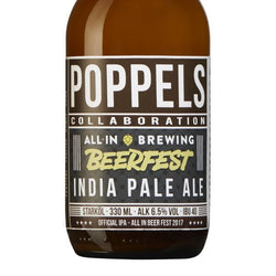 Poppels All In Beerfest IPA
