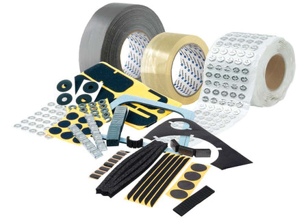 Tape Adhesives & Fasteners