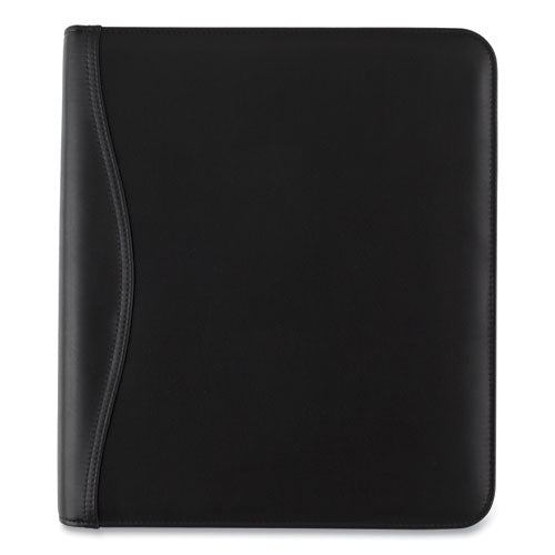 Black Leather Starter Set, 11 X 8.5, Black