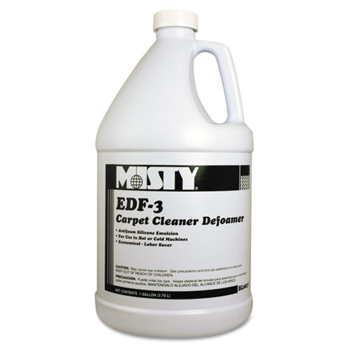Edf-3 Carpet Cleaner Defoamer, 1 Gal. Bottle, 4-carton