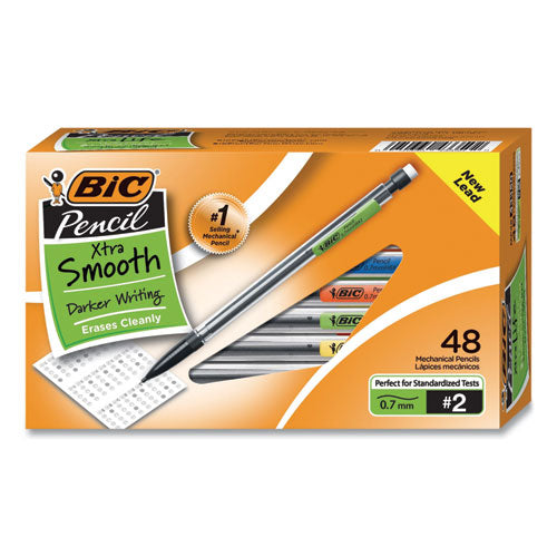 Xtra Smooth Mechanical Pencil, 0.7 Mm, Hb (