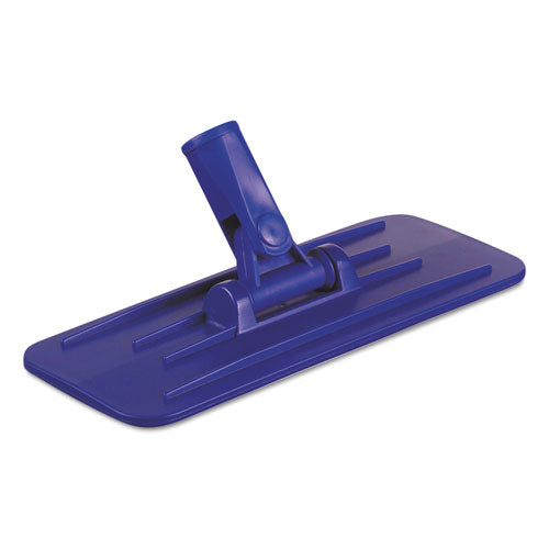 Swivel Pad Holder, Plastic, Blue, 4 X 9, 12-carton