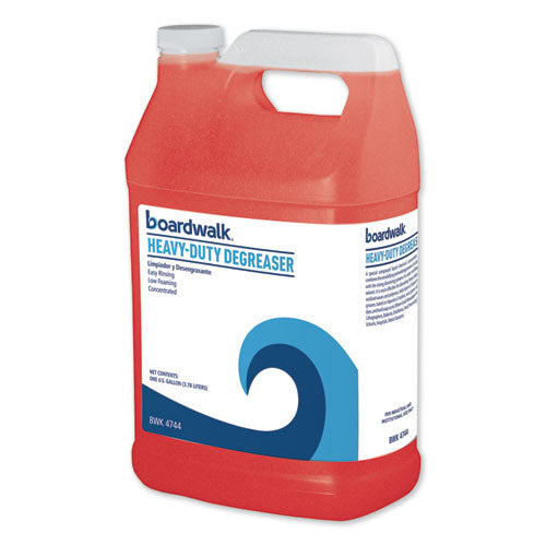 Heavy-duty Degreaser, 1 Gallon Bottle, 4-carton