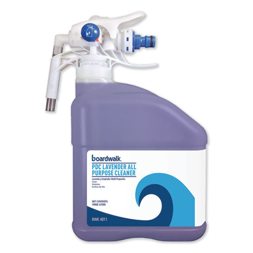 Pdc All Purpose Cleaner, Lavender Scent, 3 Liter Bottle, 2-carton