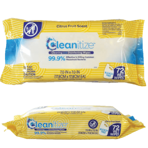 Cleanitize Disinfectant Surface Wipes