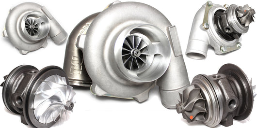 SR/47 Turbocharger