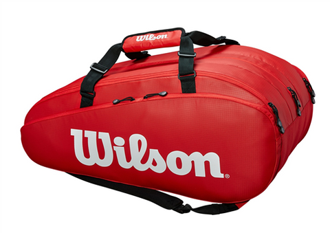 Wilson Tour 3 Compartment (Red)