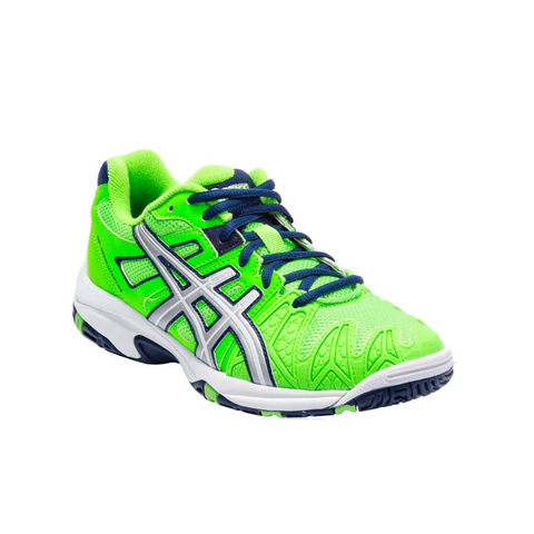Asics Resolution 5 GS Jnr Tennis Shoe
