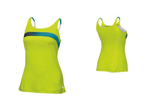 Wilson SU Color Flight Strappy Tank
