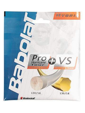 Babolat Hybrid Pro Hurricane Tour + VS String