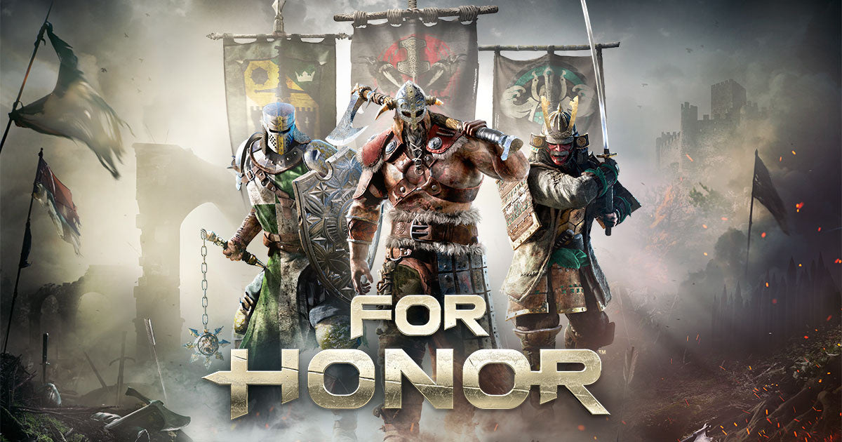 For Honor EMEA Uplay CD Key - Swipe Gaming