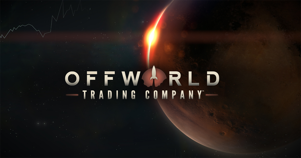 Offworld Trading Company Deluxe OR Standard Edition Steam CD Key - Swipe Gaming