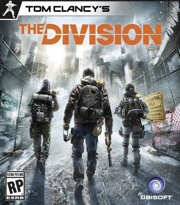 Tom Clancy's The Division Uplay - Swipe Gaming